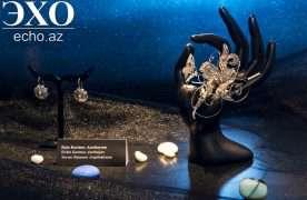 Выставка-продажа роскошных ювелирных украшений в Баку (ФОТО)