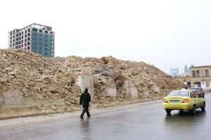Пересмотр компенсаций за снос жилых домов в Баку