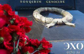 25 лет спустя: тысячи бакинцев почтили память невинных жертв Ходжалинской трагедии (ФОТО)