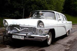 Чайка: легенда советского автопрома