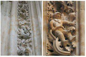 Астронавт из средних веков