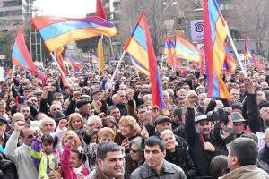В Армении возник нешуточный «дефицит армян»