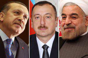 Азербайджан-Турция-Иран: перспективы сотрудничества