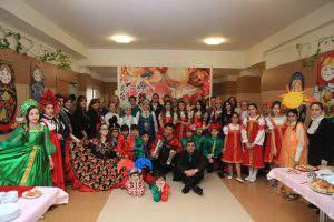 В Баку отпраздновали Масленицу