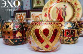На ярмарке «Золотые руки мастеров Азербайджана» (ФОТО)