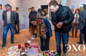 Ручные работы украсили презентацию «Baku. Spring. Love» (ФОТО)