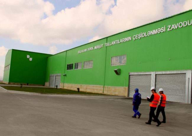 Индустриальное развитие Азербайджана за счет промышленных парков
