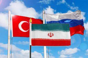 Формат «Россия-Турция-Иран» на смену МГ ОБСЕ