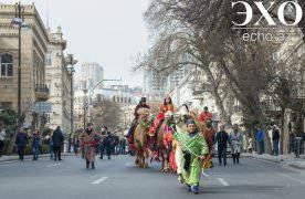 «Илахыр Чершенбе» в Баку: посвящается празднику Новруз (ФОТО)