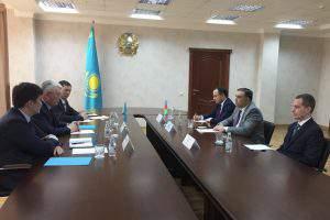 Казахстан заинтересовался военно-промышленным комплексом Азербайджана