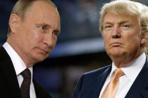 Метили в Путина. Ударили по Трампу