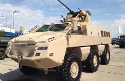 Казахстан усилит Азербайджан «неубиваемыми» броневиками