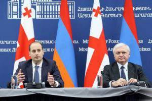 Армения — Грузия: «диалог с препятствиями»