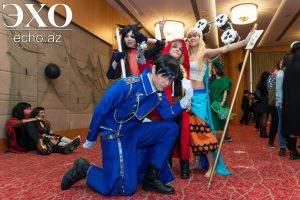В Баку с успехом прошел косплей-фестиваль AzeCON (ФОТО)