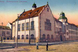 Загадка архитектуры Бакинского коммерческого училища