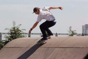 В Баку состоялся Кубок города по скейтбордингу (ФОТО)