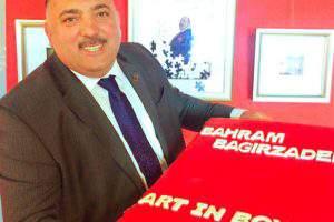 Бахрам Багирзаде: Заработаю и сниму хороший фильм