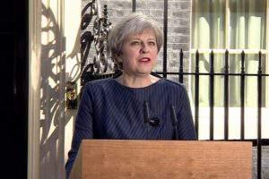 «Политическое землетрясение» в Великобритании продолжается