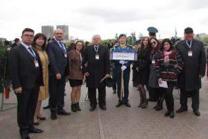 Азербайджан принял участие в международном форуме Победителей