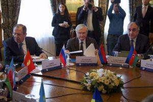 «Есть что-то, о чем можно доложить президентам Азербайджана и Армении»