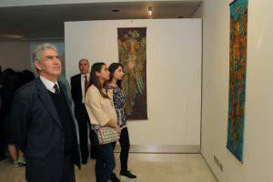 «Тасадуф» в В Азербайджанском Музее ковра