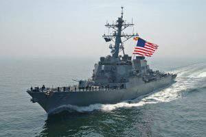 «Морской бой» в Персидском заливе