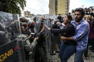 Венесуэла: государственный переворот?