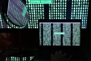 «Электронная война компроматов»