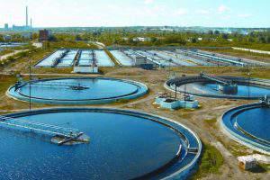 В Азербайджане очищают сточные воды