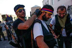 Новый удар «бумеранга террора» по Армении