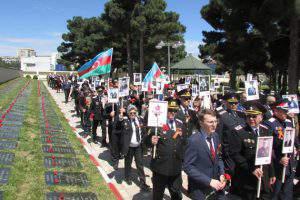 «Бессмертный полк» в Баку