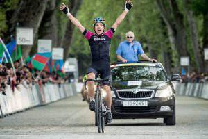 Велогонщик «Синержи» выиграл второй этап «Тур де Азербайджан»