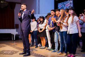 Полуфинал азербайджанской юниор-лиги КВН