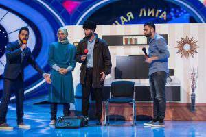 Азербайджанские КВНщики едут за «птичками»