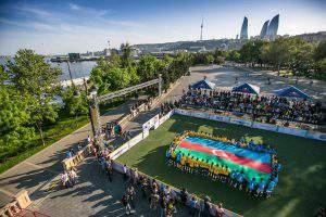 Азербайджанцы едут в Бразилию на финал турнира Neymar Jr's Five