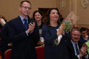 Норвежцы исполнили произведение Гаджибекова на «бис»