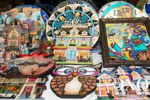 Ручные работы мастеров Азербайджана на ярмарке «Хары Бюль Бюль» (ФОТО)