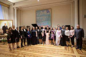Творческие достижения Бакинской академии хореографии