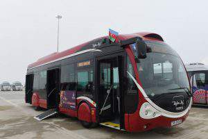 Формула-1 в Баку: спецплан управления общественным транспортом