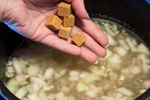 Кубики из глутамата и суп из топора