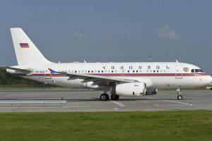 Как президент и премьер в Армении самолет делят