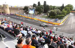 Продвижение Гран-при Азербайджана 2018 идет полным ходом