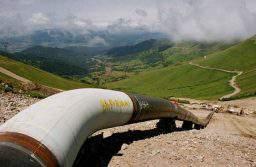 Россия захватила часть нефтепровода Баку-Супса
