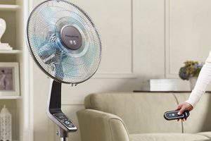 Как появился вентилятор