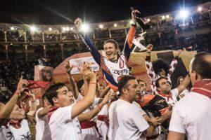 Победитель Red Bull X-Fighters не прочь погонять в Баку