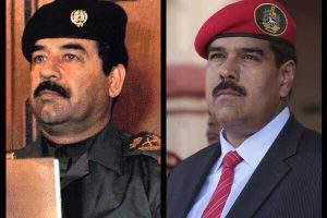 Разделит ли Николас Мадуро судьбу Саддама Хусейна?