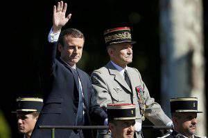 Французская армия — Париж перераспределяет полномочия?