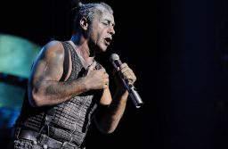 Фронтмен Rammstein в Баку на «Жаре»
