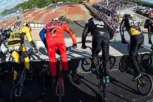 Азербайджан принял эстафету по проведению чемпионата мира по BMX