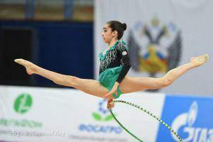 Определились лучшие гимнастки Азербайджана